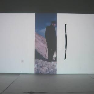 'Großvater' | Mädchenzeit (2010/11) Installation, Photographie
