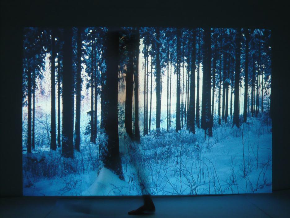 'Deep Forest I' | Mädchenzeit I (2011) Performance & Photographie, div. Formate