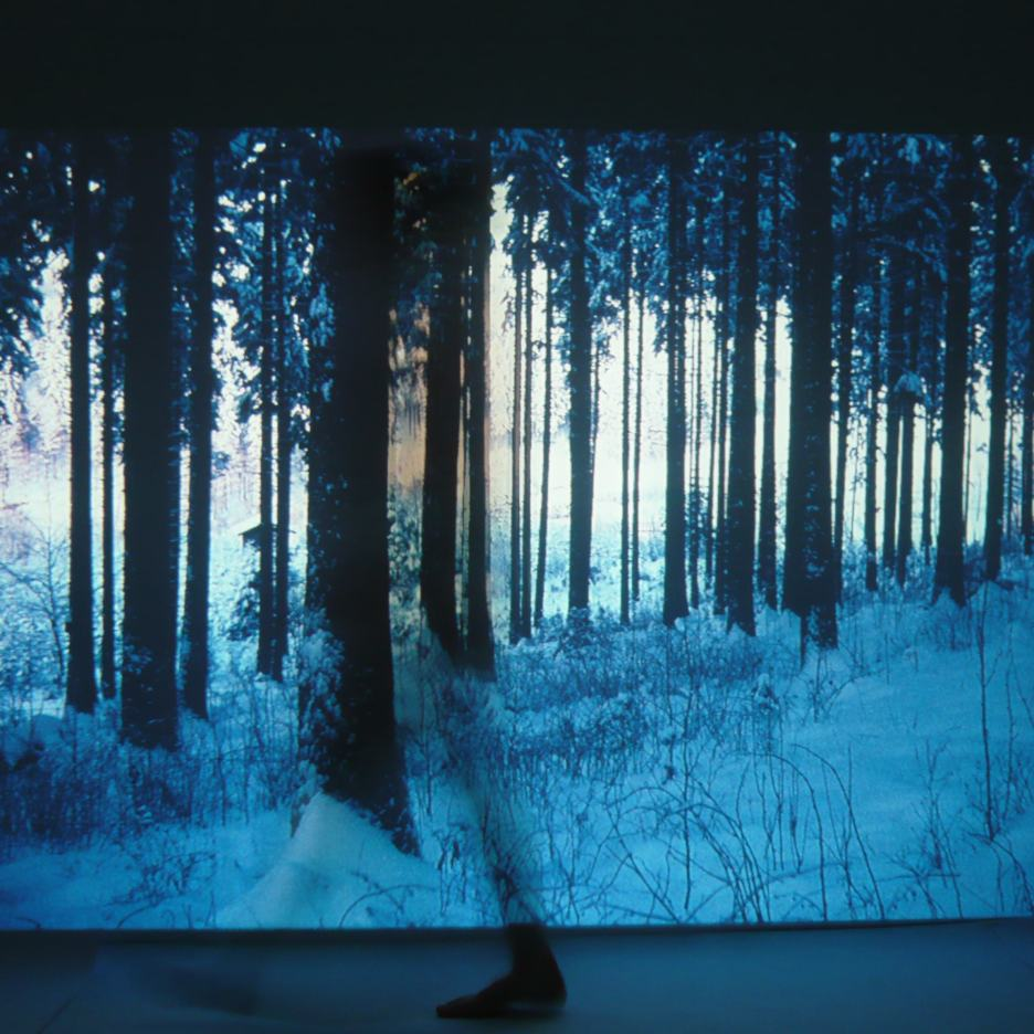 'Deep Forest I' | Mädchenzeit I (2011) Performance & Photographie, div. Formate