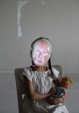 'ZweiEins' | Gottfriedland (2013) Photographie, 120x180, Unikat