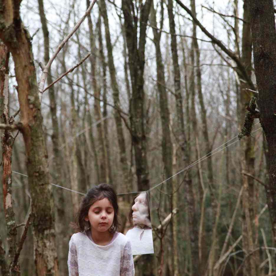 'Metamorphose I' | Gottfriedland (2014) Photographie, 90x60cm, Unikat