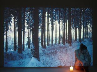 'Deep Forest IV' | Mädchenzeit I (2011) Performance & Photographie, div. Formate